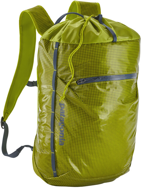 Patagonia Lightweight Black Hole Cinch Pack 20l Light Gecko Green